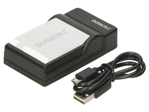 Duracell Charger with USB Cable for DR9720/NB-6L