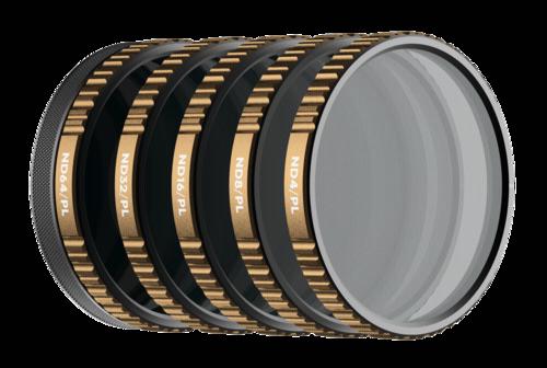PolarPro Cinema Filter 5-Pack VIVID for DJI Osmo Action
