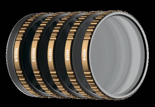PolarPro Cinema Filter 5-Pack SHUTTER for DJI Osmo Action