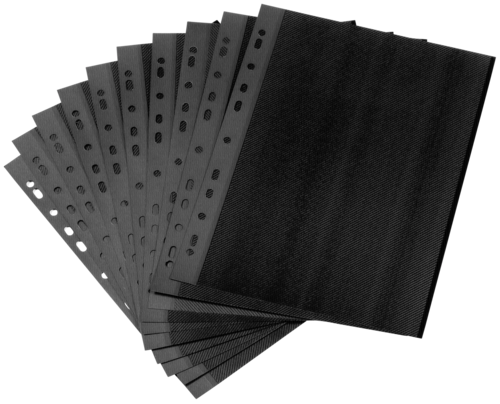 Walther Photo Papers 10 Sheets black