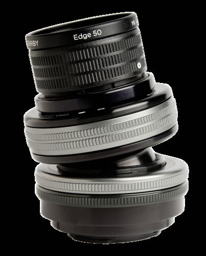 Lensbaby Composer Pro II incl. Edge 50 Optic Canon RF