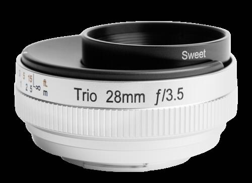 Lensbaby Trio 28mm f/3.5 Canon RF