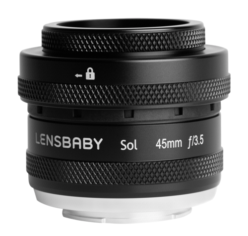 Lensbaby Sol 45mm f/3.5 Canon RF