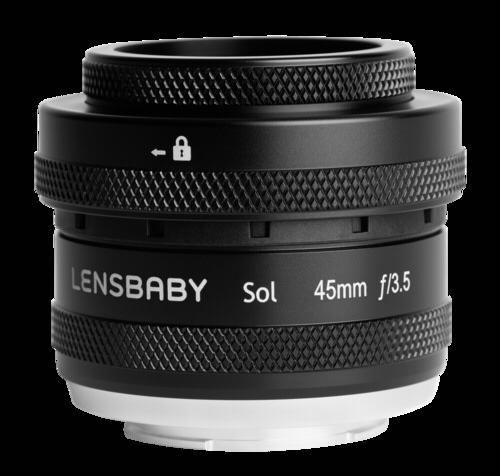 Lensbaby Sol 45mm f/3.5 Nikon Z