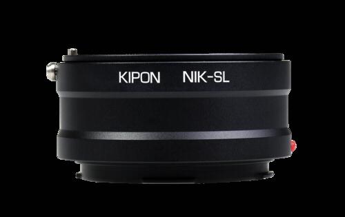 Kipon Adapter Nikon F Lens to Leica SL Camera