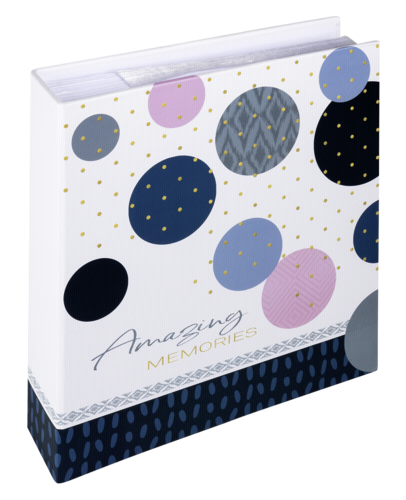 Walther Amazing Memories blue 200 Photos Memo 10x15