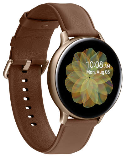 Galaxy Watch Active 2 Stainless Steel 44mm Gold