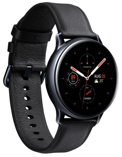 Galaxy Watch Active 2 Stainless Steel 40mm Black