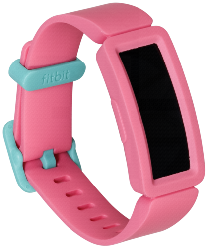 Fitbit Ace 2 Watermelon+Teal