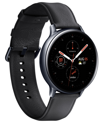 Samsung Galaxy Watch Active2 Stainless Steel 44mm LTE Black