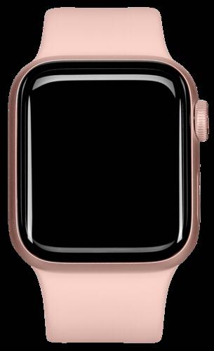 Apple Watch Series 5 GPS 44mm Gold Alu Case Pink Sport Band