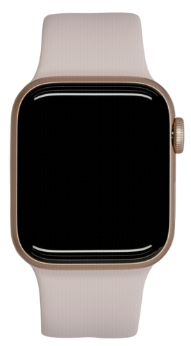 Apple Watch Series 5 GPS + Cell 44mm Gold Alu Case Pink Band