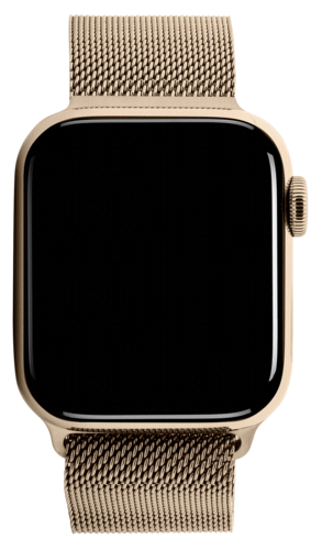 Apple Watch Series 5 GPS + Cell 44mm Steel Case Gold Loop
