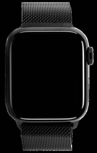 Apple Watch Series 5 GPS + Cell 44mm Steel Case Black Loop