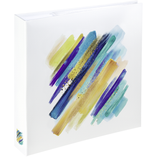 Hama Brushstroke blue 10x15 200 Photos slip in/notes 2738