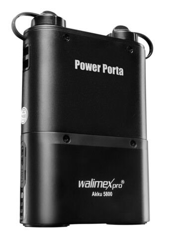 Walimex pro Power Porta 5800 for Metz