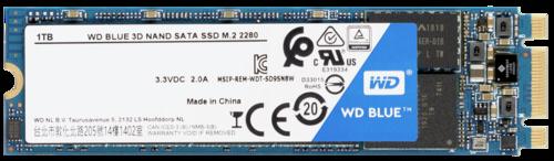 Western Digital Blue SSD 1TB M.2 3D NAND