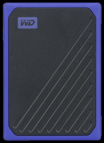 Western Digital MyPassport Go 2TB Black Cobalt