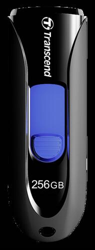 Transcend JetFlash 790 256GB USB 3.1 Gen 1 Black