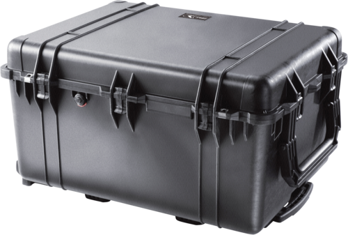 Peli Protector 1634 black with partition screen set