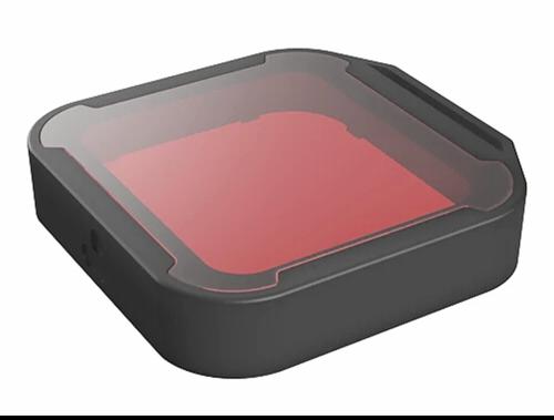 PolarPro Super Suit red Filter incl. Case for GorPro 5 / 6 / 7