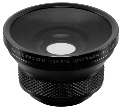 Raynox HD 3037 Pro Semi-Fisheye 0.3x