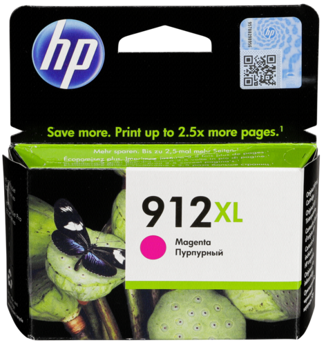 HP 3YL82AE ink cartridge magenta No. 912 XL
