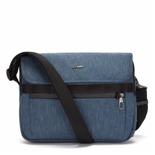 Pacsafe Metrosafe X Messenger dark denim