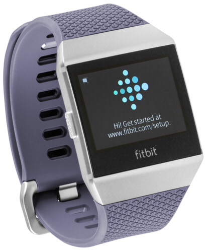 Fitbit Ionic bluegrey/silvergrey