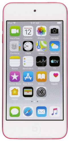 Apple iPod Touch 7th Generation 32GB red