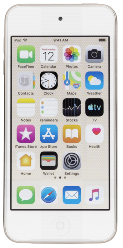 Apple iPod Touch 7th Generation 128GB gold