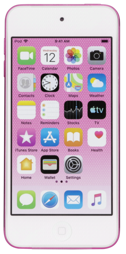 Apple iPod Touch 7th Generation 256GB pink