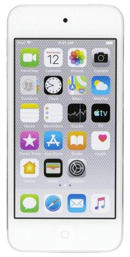 Apple iPod Touch 7th Generation 256GB silver