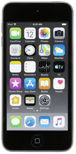 Apple iPod Touch 7th Generation 256GB space grey