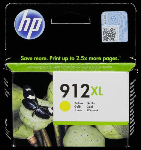 HP 3YL83AE ink cartridge yellow No. 912 XL