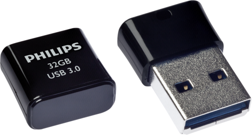 Philips Pico Edition 32GB USB 3.0 Black