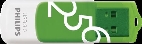 Philips Vivid Edition 256GB USB 3.0 Green