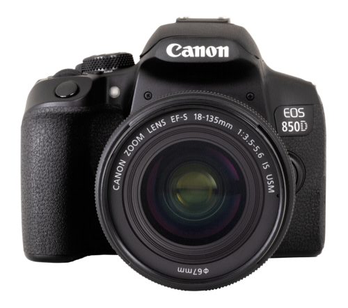 Canon EOS 850D Kit EF-S 18-135mm IS Nano USM
