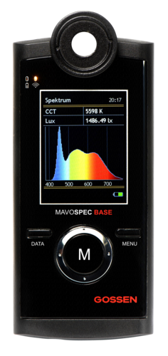 Gossen Mavospec Base Spectral luxmeter