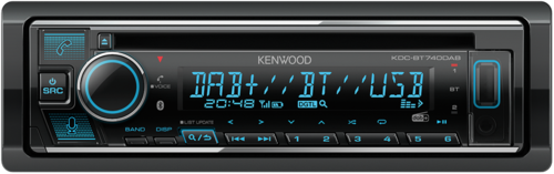Kenwood KDC-BT740DAB