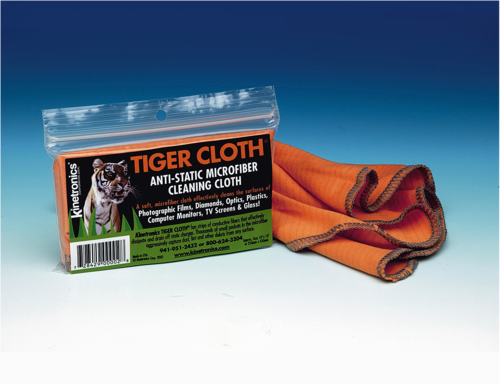 Kinetronics Antistatic Tiger Cloth ASC-TC8