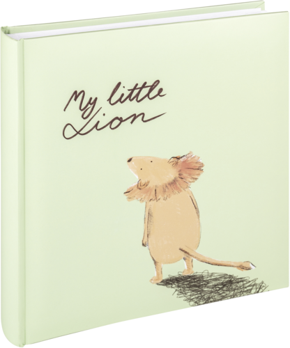 Walther Lio Lion Baby 26x25 - 50 white pages