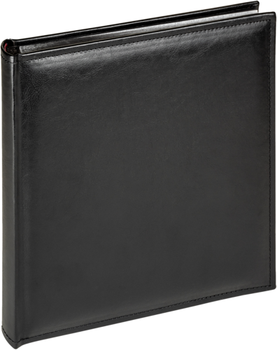 Walther De Luxe 26x25 - 50 black pages