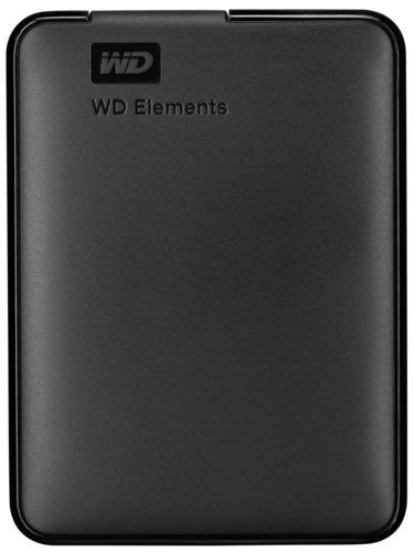 Western Digital WD Elements Portable HDD 5TB USB 3.0