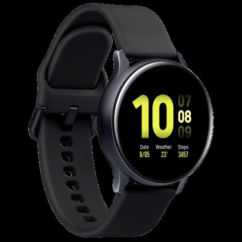 Samsung Galaxy Watch Active2 Aluminum 40mm LTE Aqua Black