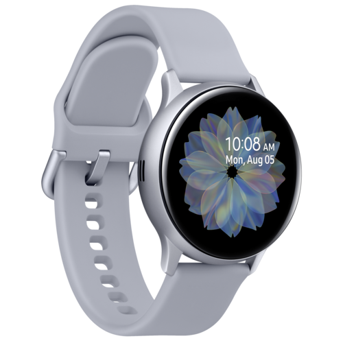 Samsung Galaxy Watch Active2 Aluminum 40mm LTE Cloud Silver