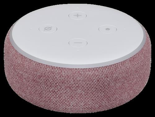 Amazon Echo Dot 3 Smart Speaker purple
