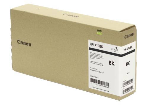 Canon PFI-710 BK black