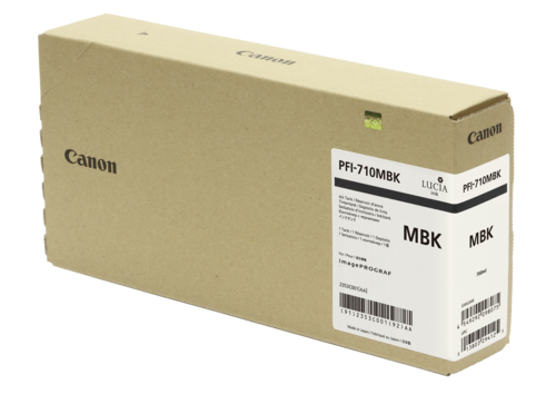 Canon PFI-710 MBK black