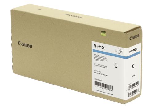 Canon PFI-710 C cyan